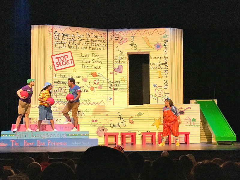 Junie B. Jones presented by The Magik Theatre