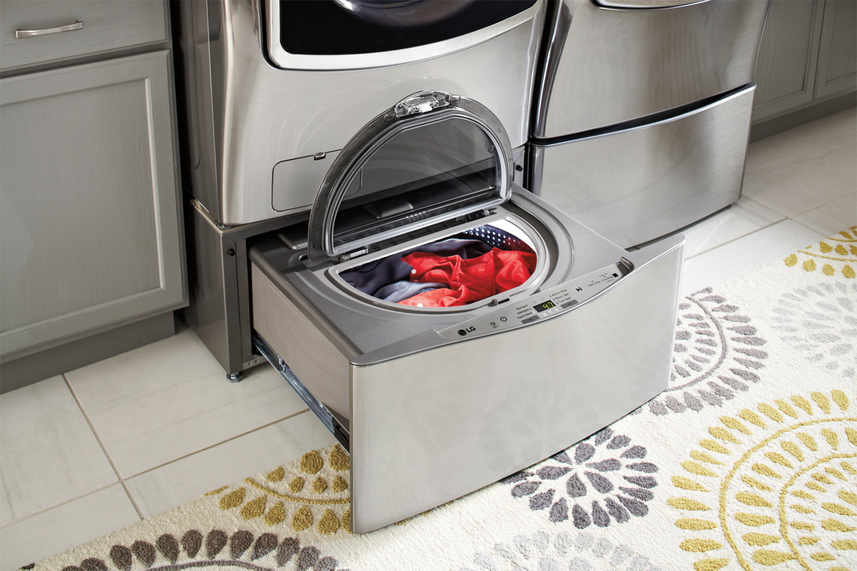 The Benefits of an LG Front Loading Washer