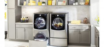 LG Front Load laundry benefits