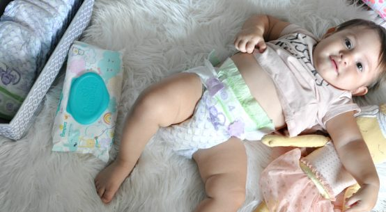 Saving with Sam's Club diaper deal on Luvs and Pampers
