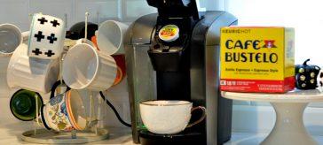 Café Bustelo is a high-quality Hispanic coffee