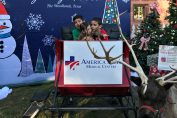 Lighting of the Doves The Woodlands Texas