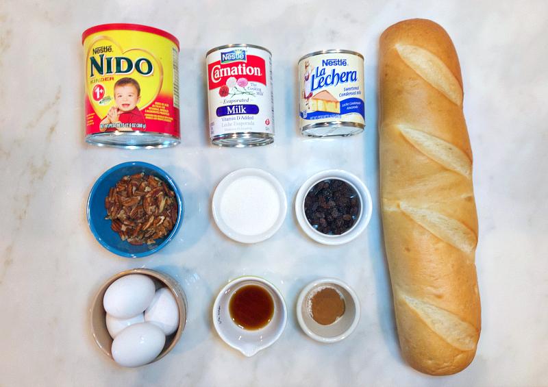 Nestlé Capirotada recipe