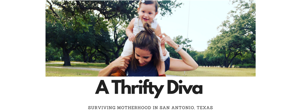 A Thrifty Diva Surviving Motherhood