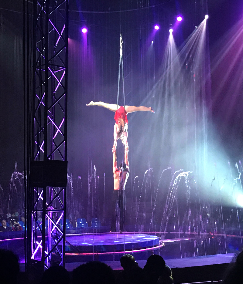 Cirque Italia Review Post #CirqueItalia