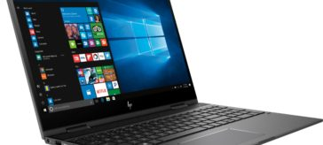 HP Envy x360 Laptop to a tablet in seconds