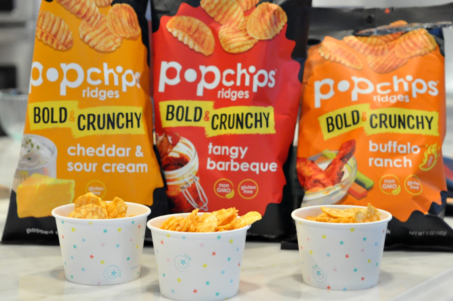 Pop Chips perfect for game day babbleboxx