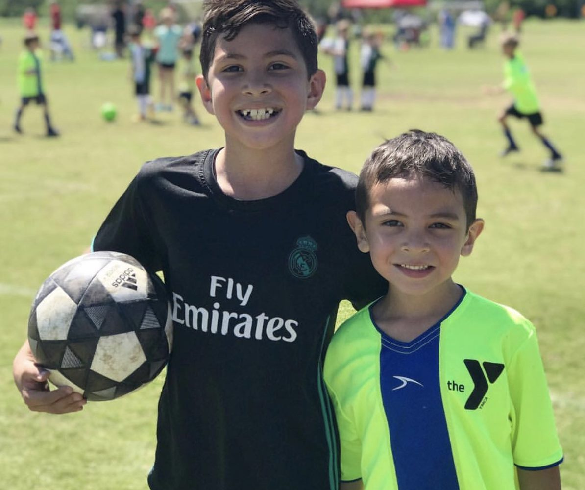 Soccer Fun this summer Challenger's International Soccer camp