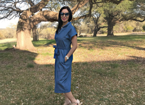 Spring has Sprung - Here's What I'm Wearing We Dress America