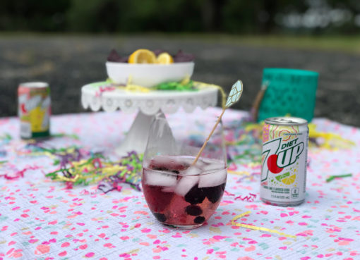 Picnic with 7UP refreshers