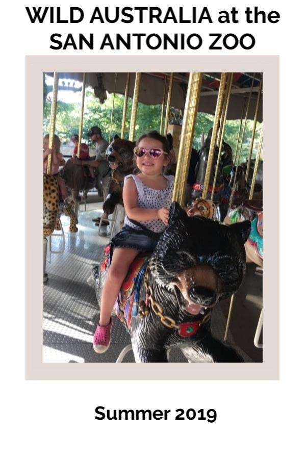 Visit Wild Australia San Antonio Zoo all summer long