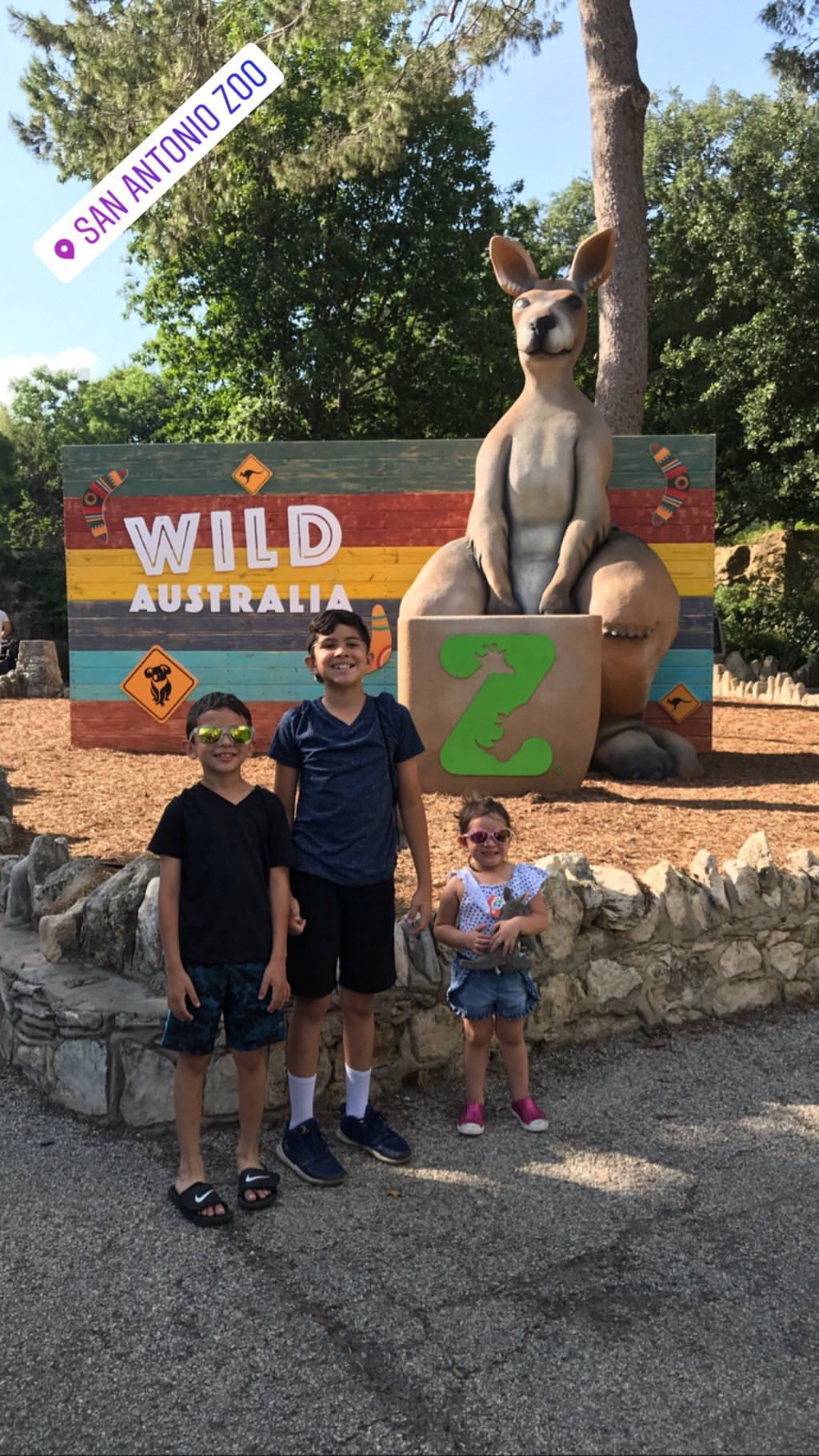 Wild Australia San Antonio Zoo