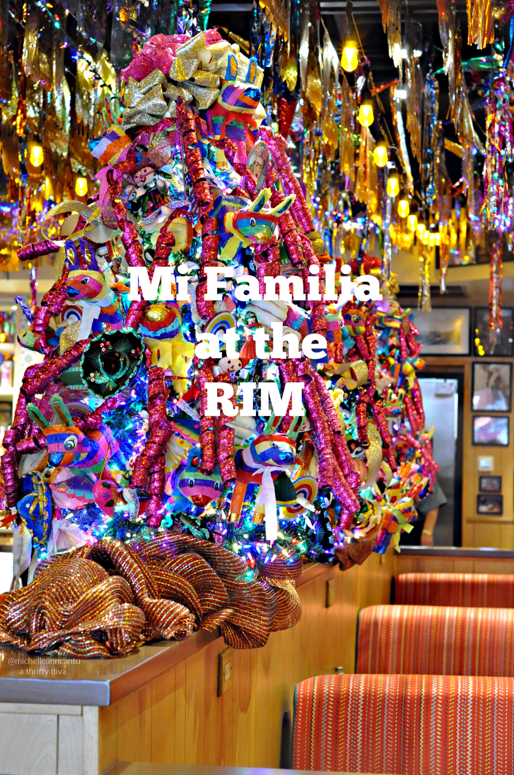 Mi Familia at the Rim opens just in time for the holidays