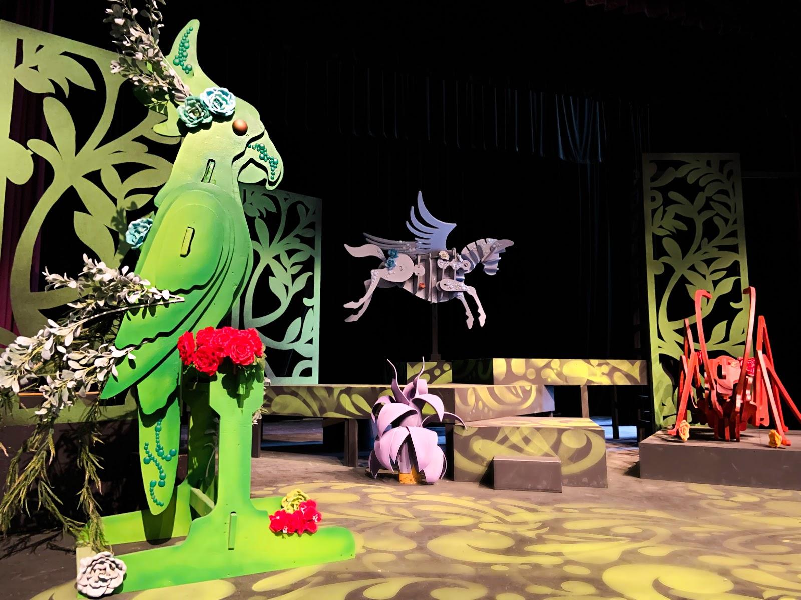 Kick-off Fiesta San Antonio with The Magical Piñata at The Magik Theatre!